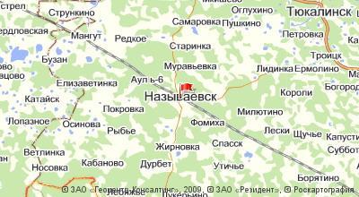 марьяновский район как ехать из омска